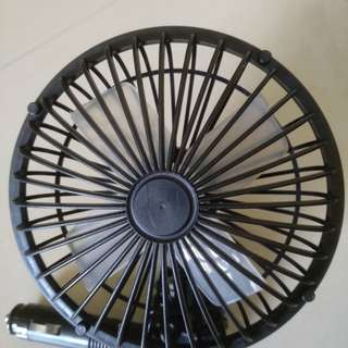 Auto power Fan