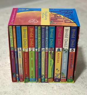 Roald Dahl Collections