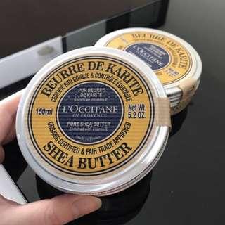 L'occitane Pure Shea Butter 150ml