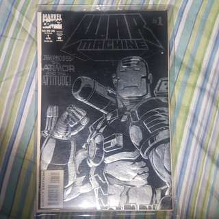 Marvel Comics War Machine No. 1