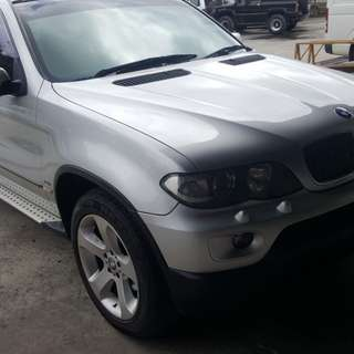 BMW X5 2004 3.0 Registered 2008