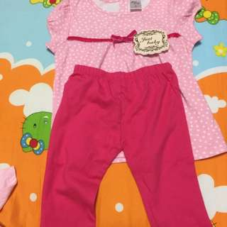 Girl Set of Clothes