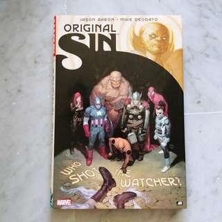 Marvel Original Sin Hardcover