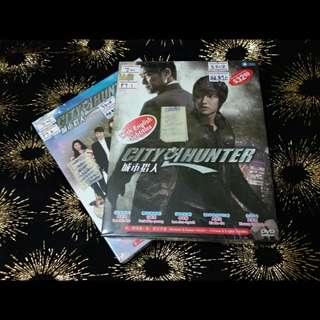 TO BLESS / FREE - KOREAN DRAMA DVD , CITYHUNTER