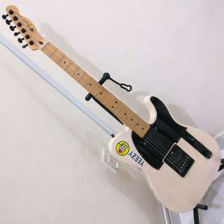 Used Fender Telecaster Mexico built by 920D Customs USA