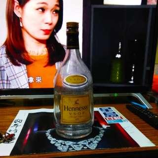 Hennessy vsop 空樽