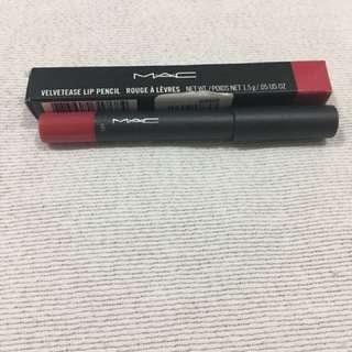 Repriced MAC Velvetease Lipstick (Just My Type)