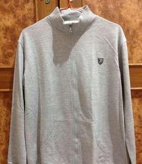 Grey jacket ll