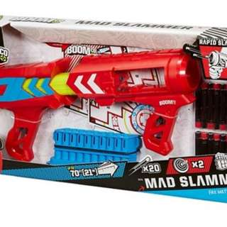 Boomco Mad Slammer Blaster Toy