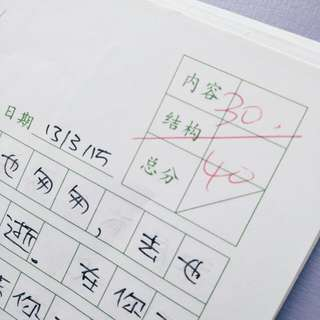 CHINESE O level Paper 1 A STANDARD email + composition set