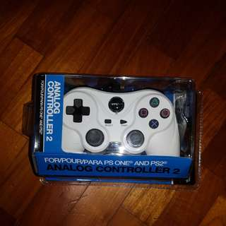 Ps2/ps1 controller
