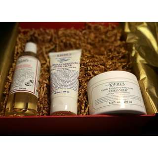 Kiehl`s Body Set