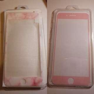 超靚色iphone7plus前玻璃膜mon貼