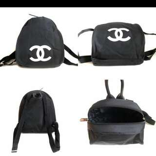 Chanel Gift Backpack