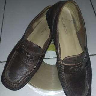Sepatu kulit Buccheri Original