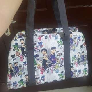 Tokidoki Travel Bag