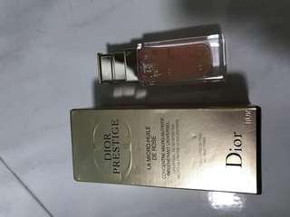 Dior Prestige Universe Regenerating Micro-Nutritive Concentrate for Face and Neck 30ml