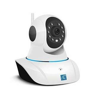C25 Wireless IP Camera 720P HD Plug&Play Indoor Pan & Tilt Security Surveillance Dome Camera
