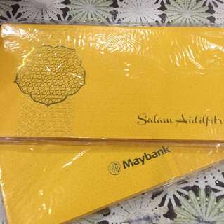 Sampul Raya Maybank - Collector Series