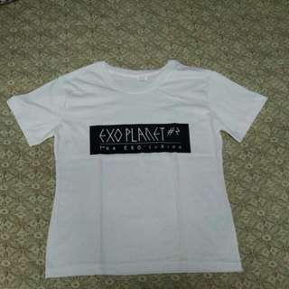 The EXO'luXion unofficial T-shirt