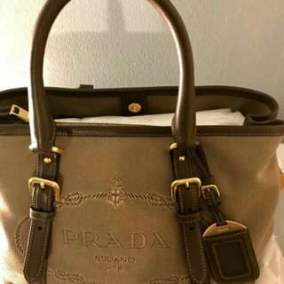 Prada authentic