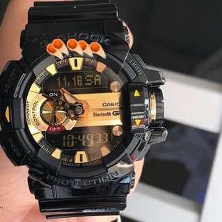 Gba400-1a9 gshock 20bar Watch