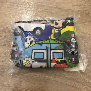 Jujube coin pouch sushi cars