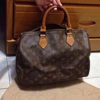 Louis Vuitton 波士頓 包