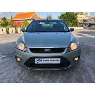 Ford Focus Sedan 1.6 Auto Trend