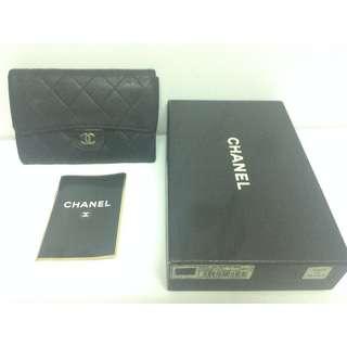 (二手品) 最後劈價 $1800 真品 Chanel Wallet