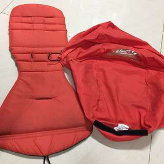 Yoyo Babyzen Stroller Seat Cover and Canopy