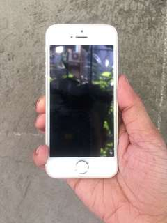 iPhone 5s RoseGold edition (16gb)