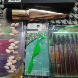 Make up tools bundle-brush lots