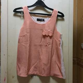 Cotton Ink pink tank