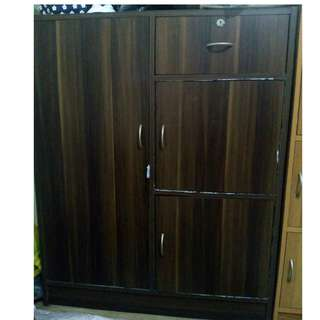 Clothes wood cabinet