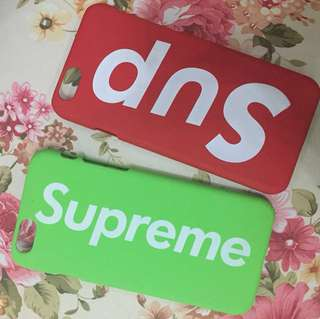 casing supreme iphone 6