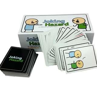 Little Joking Hazard Card Game - 9R1