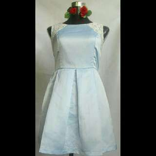 13 X - Pastel Blue Baby Doll Dress