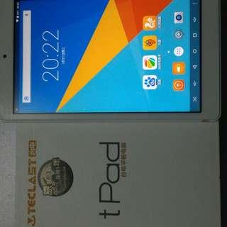 台電P80H + 藍芽鍵盤