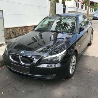 BMW 523XL E90 LCI Gearbox