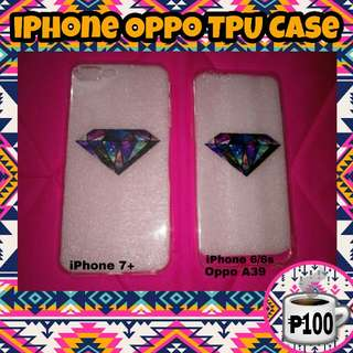 iPhone 6/6s Oppo A39 TPU case
