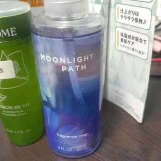 Bath&body works moonlight path香水