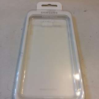 原裝全新 Samsung 三星 Galaxy J7 prime phone cover 手機保護殼