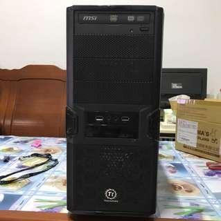 i7 870 DDR3 4G GT740