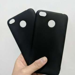 Vevorium Basic Soft Case Xiaomi Redmi 4x