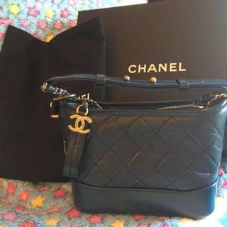 Chanel Gabrielle Small Hobo Bag
