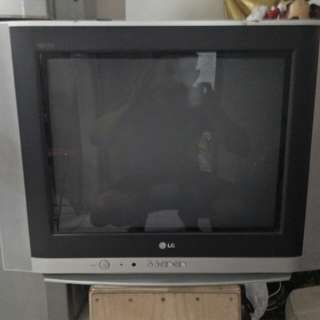 TV Tabung LG super slim 21 inch