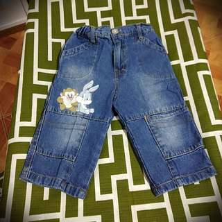 Looney Tunes Baby Pants