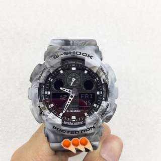 Ga100mm-8A gshock 20bar Watch
