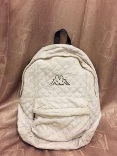 Kappa mini parachute backpack.